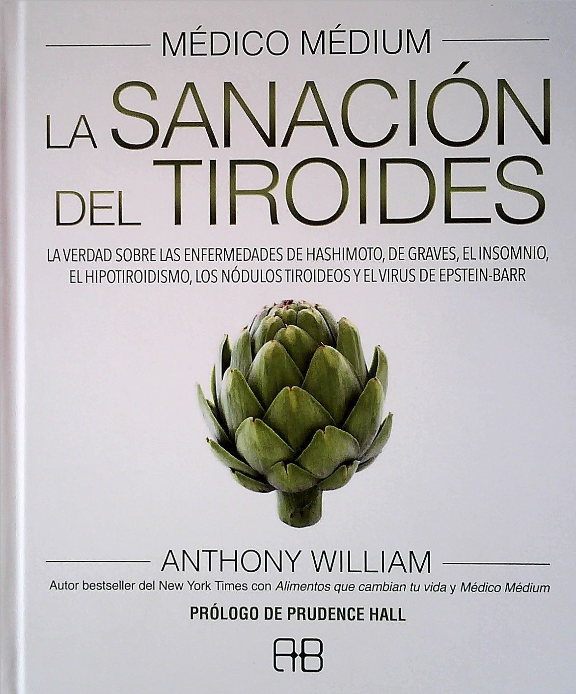 LA SANACION DEL TIROIDES . ANTHONY WILLIAM
